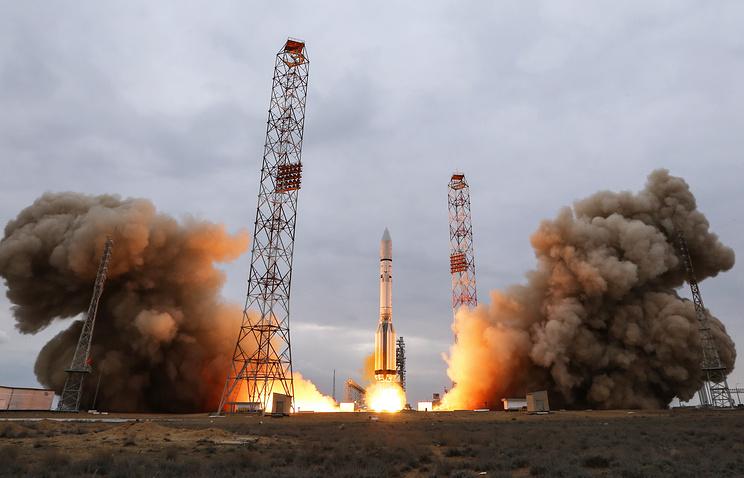 Рогозин посетит собирающий двигатели «Протона» воронежский завод