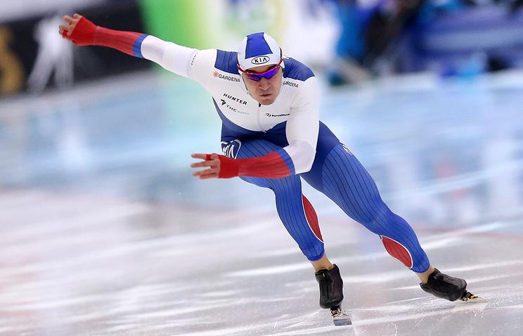 Юсков стал пятым надистанции 1 000 метров, победил голландец Нейс