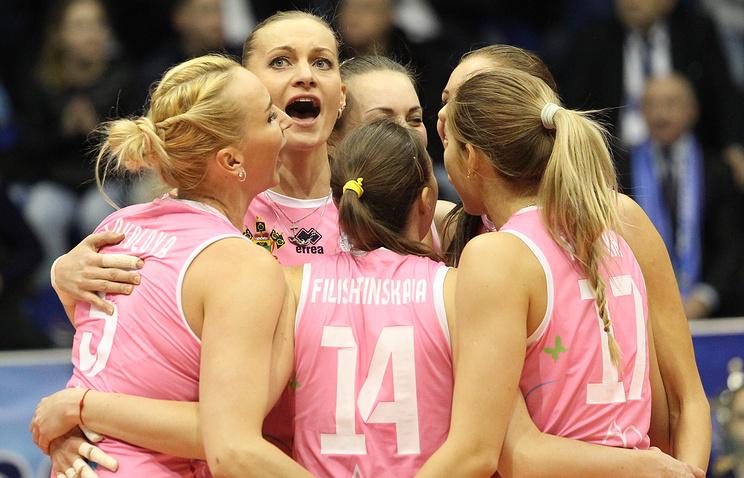 Волейболисты краснодарского «Динамо» бойкотировали матч скрасноярским «Енисеем»