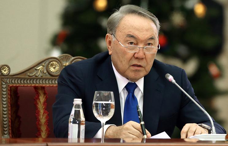 Казахстан вступает втретий этап модернизации— Назарбаев