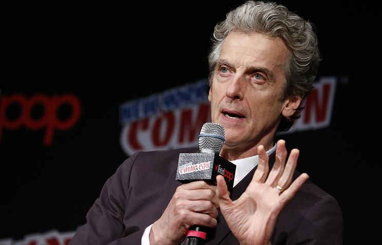 Питер Капальди объявил обуходе из«Доктор Кто»