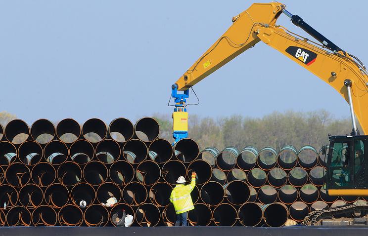 Индейцев Северной Дакоты разочаровало решение Трампа достроить вштате нефтепровод