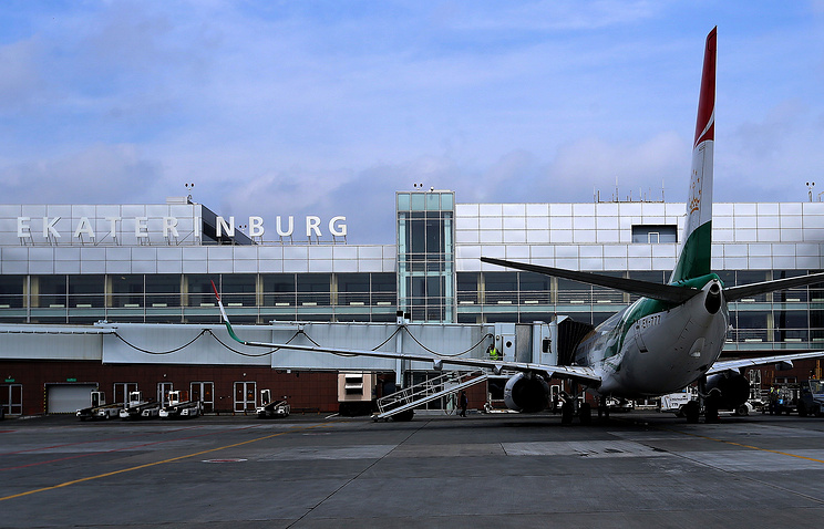 Аэропорт Кольцово вЕкатеринбурге реконструируют кконцу нынешнего 2017-ого года