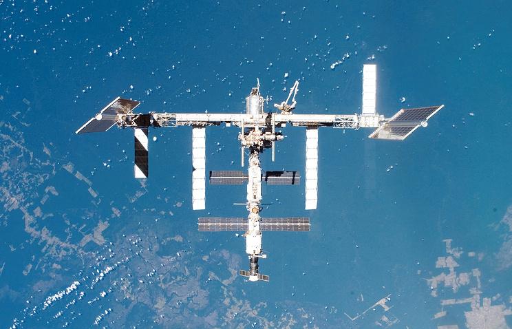 МКС появится внебе над Москвой всамом начале февраля