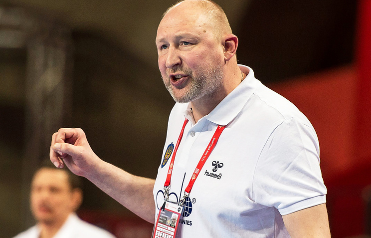 Дмитрий Торгованов продолжит упражнять мужскую сборную РФ погандболу
