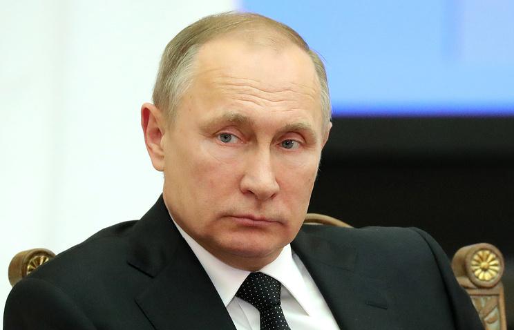 Путин утвердил ратификацию соглашения попроекту «Турецкий поток»