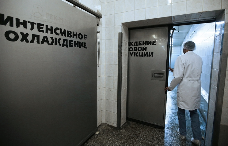 МВД республики Белоруссии начало проверку действий чиновников Россельхознадзора