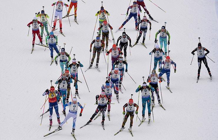 Для решения вопроса оштрафах биатлонистов задопинг создадут рабочую группу