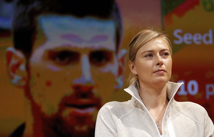 Теннисист Новак Джокович порадовался возвращению Марии Шараповой