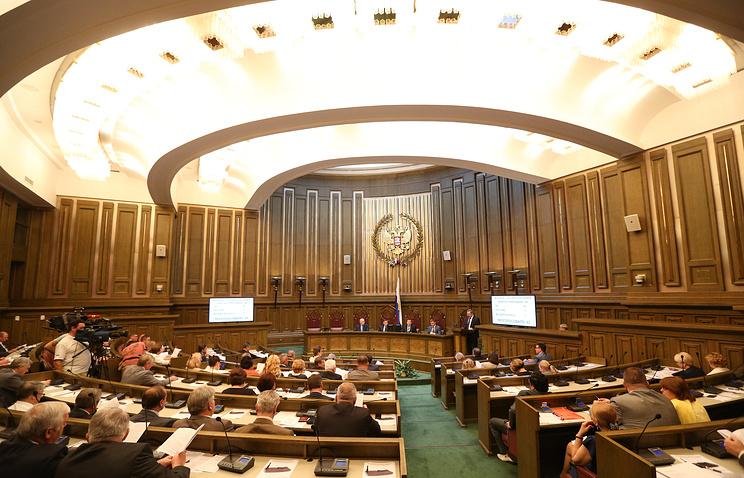 Юристы Дадина направили главеВС РФходатайство оботмене вердикта