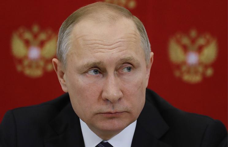 Путин вчетверг подведет результаты работы ФСБ