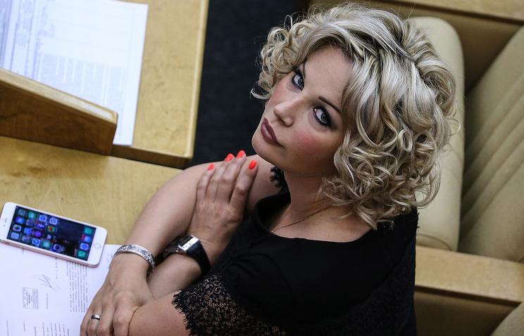Экс-депутат Мария Максакова будет исключена из«Единой России»