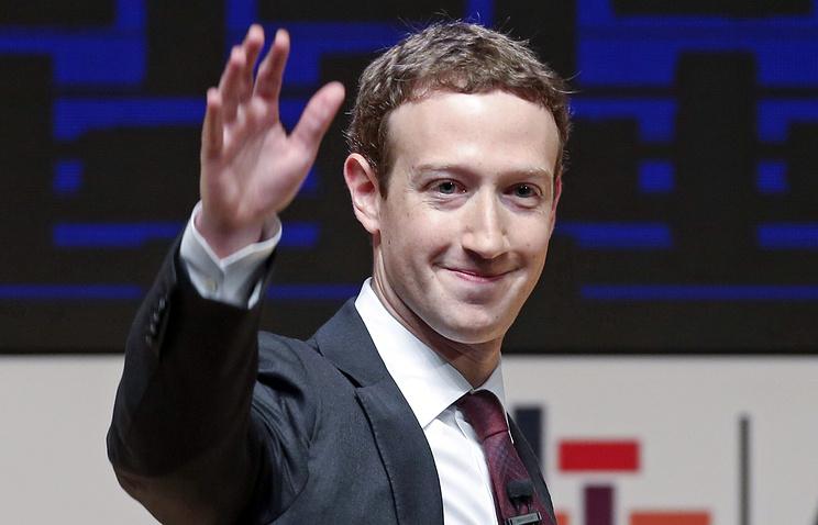 Марк Цукерберг назвал свежей целью фейсбук развитие «социальной инфраструктуры»