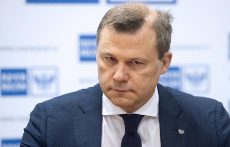 Страшнов предрек рост тарифов «Почты России» в 2017г.