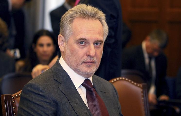 Суд вВене отказался арестовывать Фирташа доэкстрадиции вСША