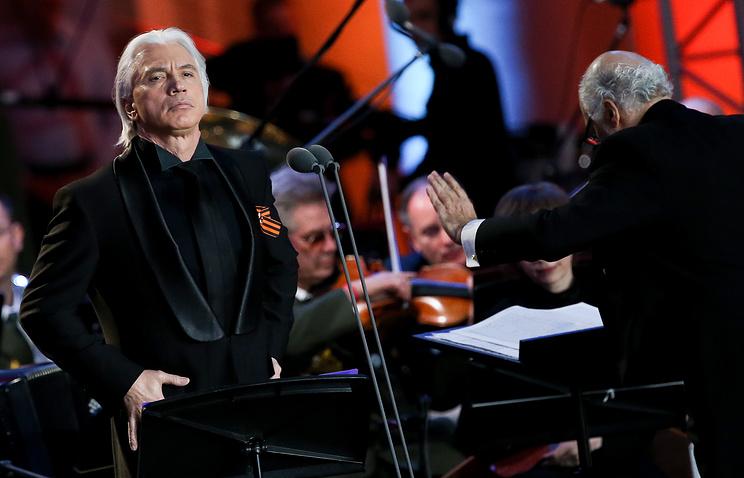 Хворостовский отложил концерты для прохождения нового курса лечения
