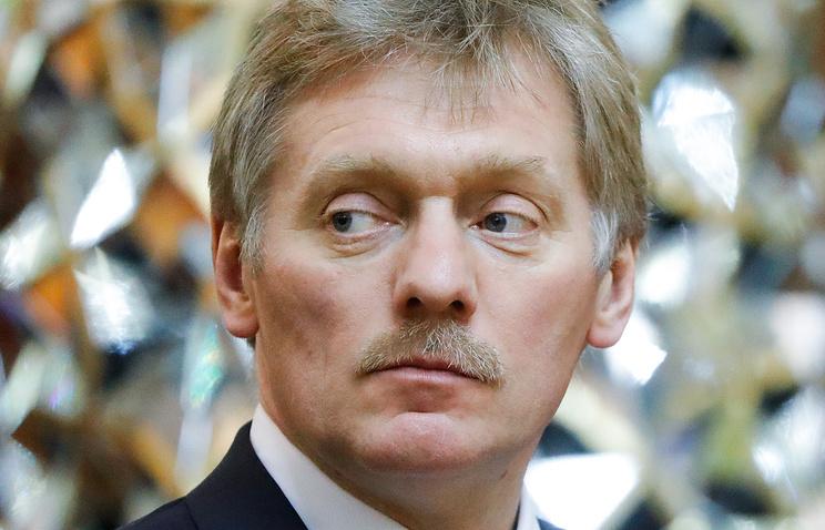 Кремль незнает овстречах послаРФ вСША с североамериканскими представителями