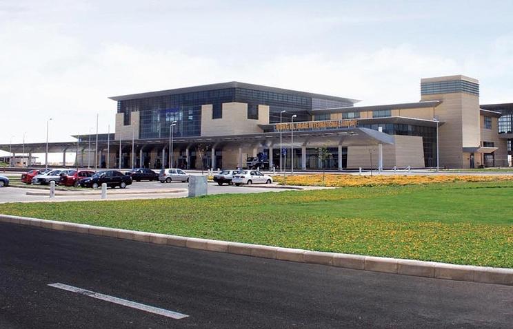 Аэропорт Бург эль-Араб
