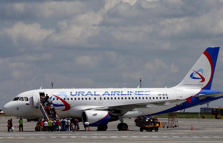 Рейс «Уральских авиалиний» изТаджикистана вЕкатеринбург задерживается на15 часов