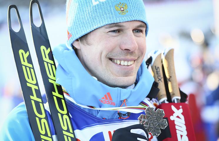 Русский лыжник Бессмертных стал 3-м надистанции 50км наэтапеКМ