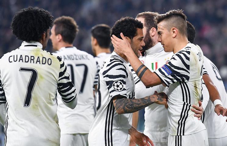 «Ювентус» обыграл «Порту» ивышел в ¼ финала Лиги чемпионов