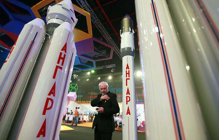 Омская ракета-носитель «Ангара» через 5-7 лет заменит «Протон»