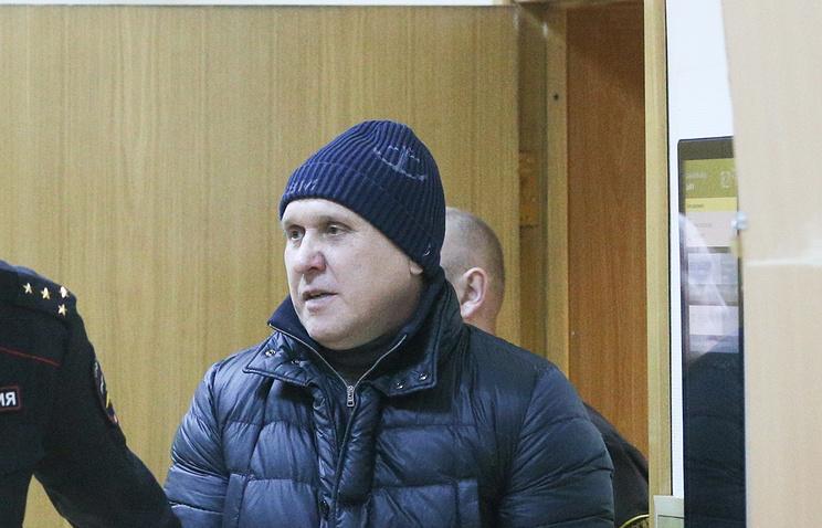 Владимир Евдокимов, 1 декабря 2016 года