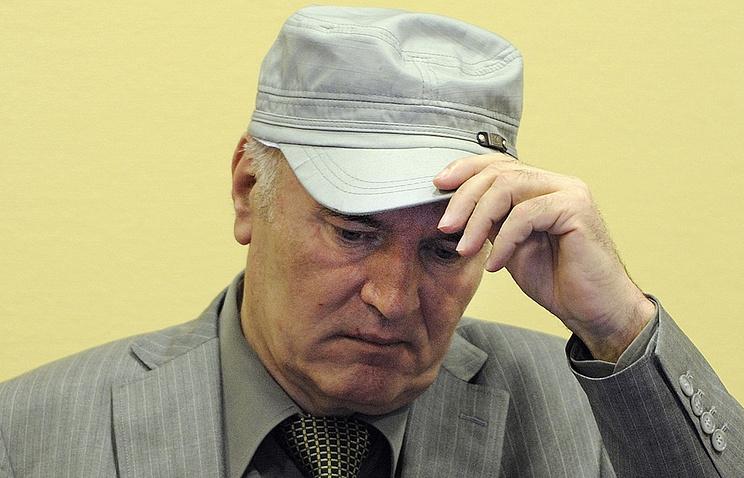 МИД просит МТБЮ разрешить Ратко Младичу приехать налечение в РФ
