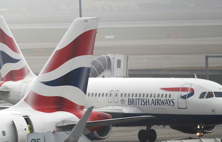 На английские рейсы будут пускать без паспорта