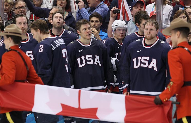 Американские хоккеисты готовы бойкотировать чемпионат мира изсолидарности сдамами