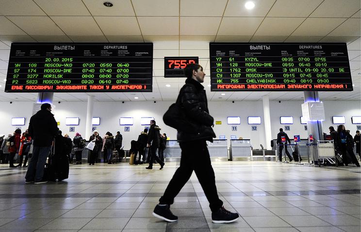 Аэропорт Толмачёво вырастет практически вдвое к 2022