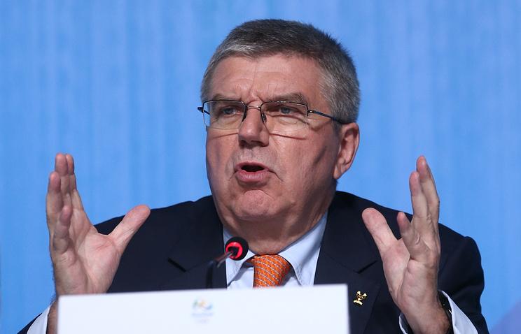 Президента МОК Томаса Баха подозревали вкоррупции