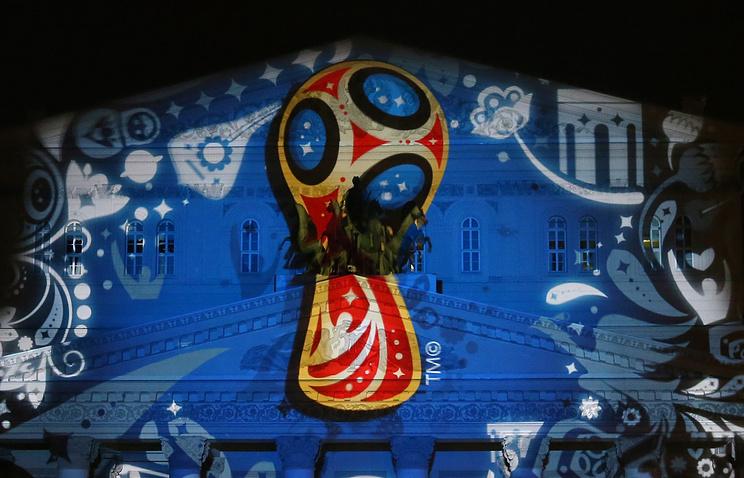FIFA инвестирует вЧМ-2018 два млрд долларов