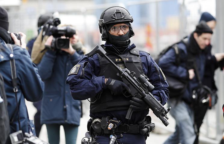 Возможный исполнитель теракта вШвеции действовал поуказаниямИГ