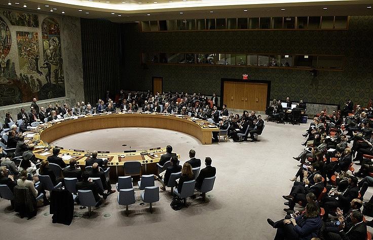 Российская Федерация наложит вето нарезолюцию стран Запада похиматаке вСирии