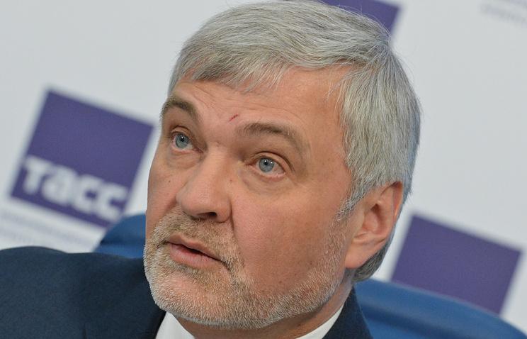 Глава ФМБА Владимир Уйба