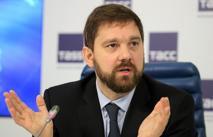 Глава Федерального агентства по делам национальностей (ФАДН) Игорь Баринов