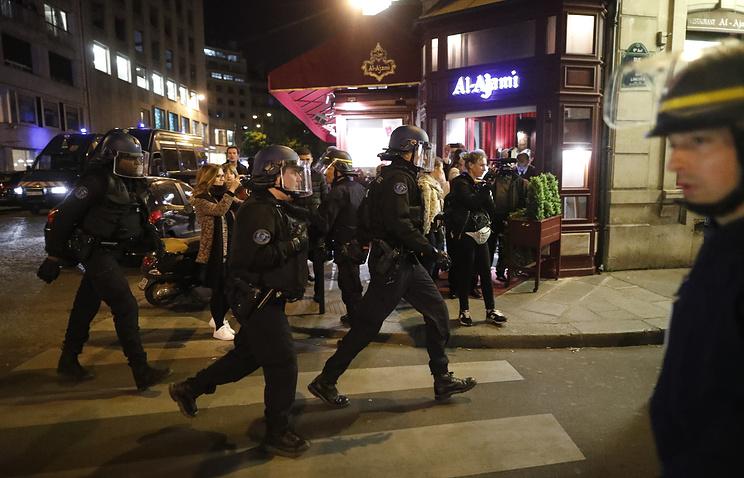ИГИЛ взяла насебя ответственность за стрельбу  встолице франции