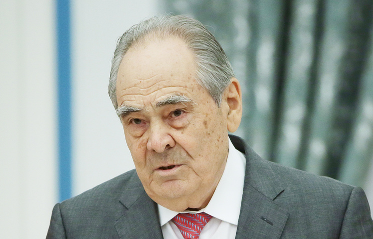 Государственный советник президента республики Татарстан Минтимер Шаймиев