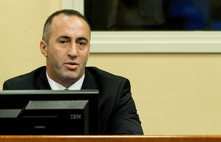 Франция отказала Сербии вэкстрадиции экс-премьера Косово