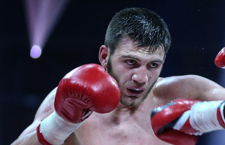Боксер Саламов завоевал два региональных пояса, победив Маркича в новейшей Зеландии