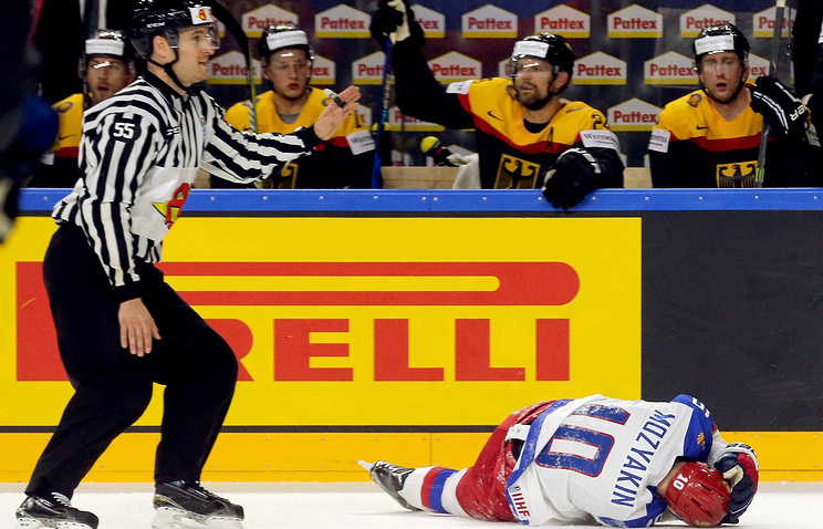 Хоккеисту «Сент-Луиса» Тарасенко непотребуется операция