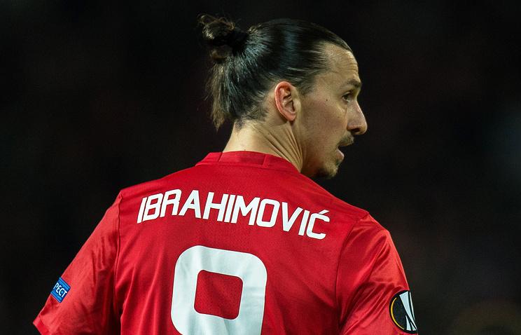 Из-за травмы колена Ибрагимович может потерять до £30 млн