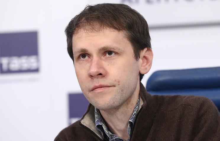 Советник министра культуры РФ Кирилл Рыбак
