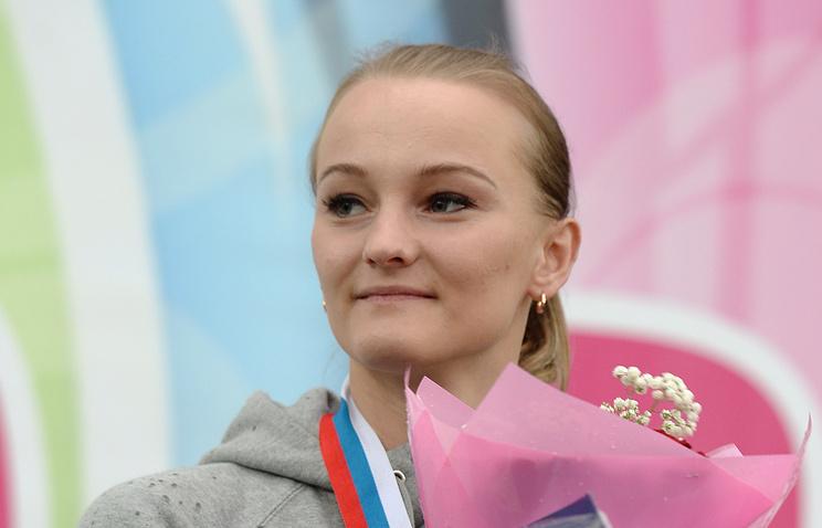 Муллина— первая изроссиянок, выигравшая состязания после допуска