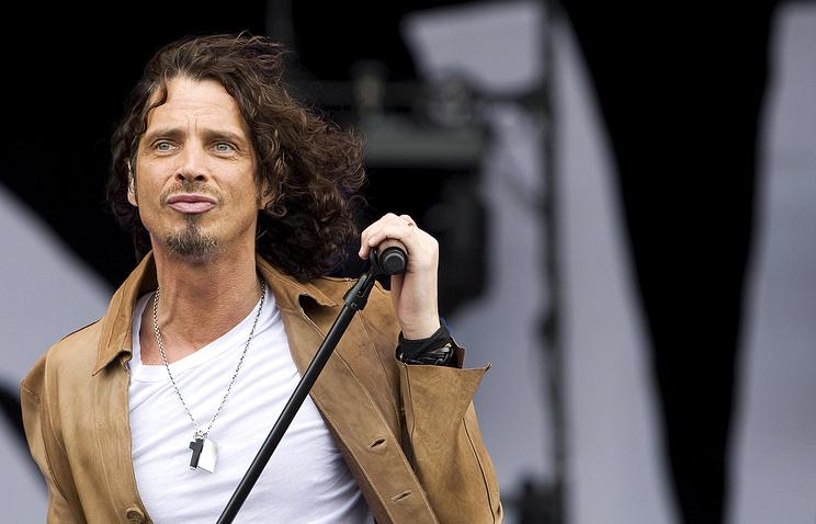 Скончался  солист группы Soundgarden Крис Корнелл