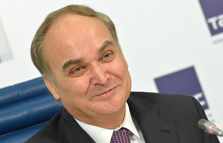 Комитет Совфеда 22мая рассмотрит кандидатуру напост посла РФ вСША