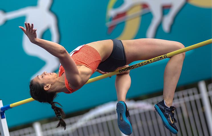 Русская прыгунья Мария Ласицкене выиграла этап Бриллиантовой лиги