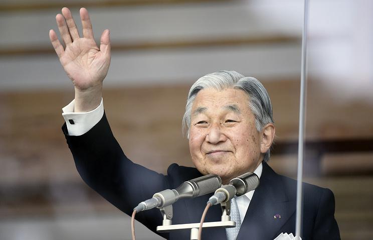 Нижняя палата парламента Японии одобрила закон оботречении императора Акихито
