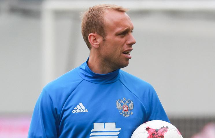 Денис Глушаков: Победа в РФПЛ осталась в истории, мысли только о сборной России